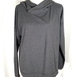 Dickies grey pullover hoodie women. Size M